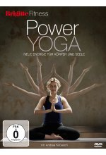 Brigitte - Power Yoga mit Andrea Kubasch DVD-Cover