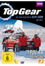 Top Gear - Das Polar Adventure DVD-Cover