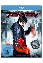 Tekken Blu-ray-Cover