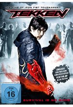 Tekken DVD-Cover