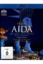 Verdi - Aida Blu-ray-Cover