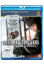 Ice Road Truckers - Staffel 1  [3 BRs] Blu-ray-Cover