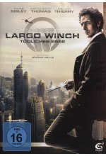 Largo Winch - Tödliches Erbe DVD-Cover