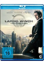 Largo Winch - Tödliches Erbe Blu-ray-Cover