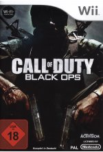 Call of Duty 7 - Black Ops Cover