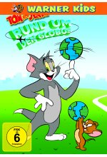 Tom & Jerry - Rund um den Globus - Warner Kids Edition DVD-Cover