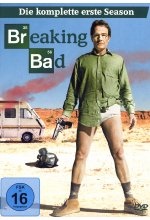 Breaking Bad - Season 1  [3 DVDs] DVD-Cover