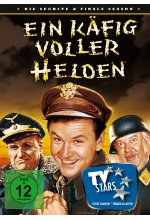 Ein Käfig voller Helden - Season 6  [3 DVDs] DVD-Cover