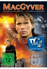MacGyver - Season 6  [6 DVDs] DVD-Cover