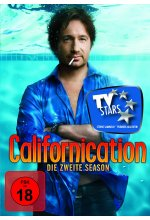 Californication - Season 2  [2 DVDs] DVD-Cover