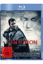Centurion - Fight or die Blu-ray-Cover