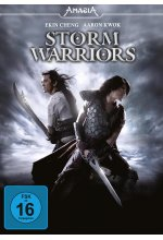 Storm Warriors DVD-Cover
