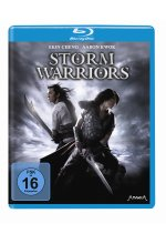 Storm Warriors Blu-ray-Cover