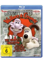 Wallace & Gromit - The Complete Collection Blu-ray-Cover