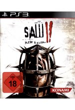 SAW 2 - Flesh and Blood Cover