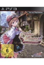 Atelier Rorona - The Alchemist of Arland Cover