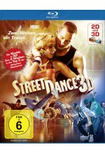 StreetDance 3D Blu-ray 3D-Cover