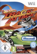 Hot Wheels - Track Attack Cover