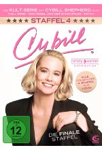 Cybill - Staffel 4  [4 DVDs] DVD-Cover