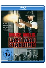 Last Man Standing Blu-ray-Cover