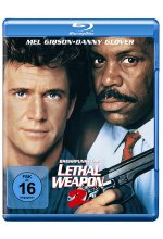 Lethal Weapon 2 - Brennpunkt L.A. Blu-ray-Cover