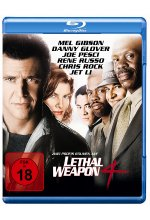 Lethal Weapon 4 Blu-ray-Cover
