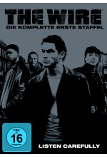 The Wire - Staffel 1  [5 DVDs] DVD-Cover