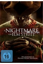 A Nightmare on Elm Street DVD-Cover