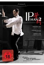 IP Man 2 DVD-Cover
