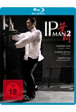 IP Man 2 Blu-ray-Cover