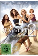 Sex and the City 2 DVD-Cover