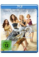 Sex and the City 2 Blu-ray-Cover