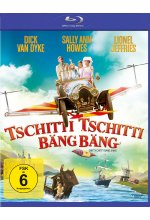 Tschitti Tschitti Bäng Bäng Blu-ray-Cover
