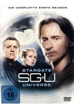 Stargate Universe - Season 1  [6 DVDs] DVD-Cover