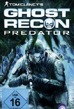 Tom Clancy's Ghost Recon - Predator Cover