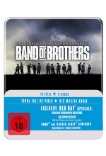 Band of Brothers - Box Set  [6 BRs] Blu-ray-Cover