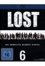 Lost - Staffel 6  [5 BRs] Blu-ray-Cover