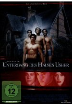 Untergang des Hauses Usher  (OmU) DVD-Cover