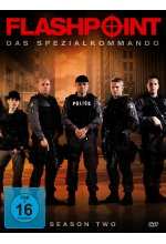 Flashpoint - Das Spezialkommando - Season 2  [3 DVDs] DVD-Cover