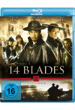 14 Blades Blu-ray-Cover