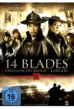 14 Blades DVD-Cover