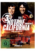 Notruf California - Season 3.1/Episoden 01-11  [3 DVDs] DVD-Cover