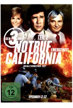 Notruf California - Season 3.2/Episoden 12-22  [3 DVDs] DVD-Cover