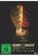 Born to Skate DVD-Cover