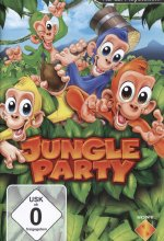 Jungle Party Cover