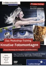 Kreative Fotomontagen mit Photoshop - Aktuell zu Photoshop CS5 Cover