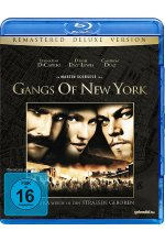 Gangs of New York - Remastered Deluxe Version Blu-ray-Cover