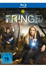 Fringe - Staffel 2  [4 BRs]  <br> Blu-ray-Cover