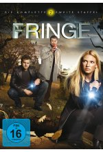 Fringe - Staffel 2  [6 DVDs]<br> DVD-Cover