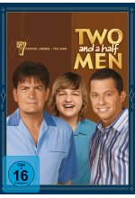 Two and a Half Men - Mein cooler Onkel Charlie - Staffel 7.1  [2 DVDs] DVD-Cover
